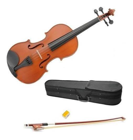 Violin De Estudio Alabama V-35 - 4/4 - Completo