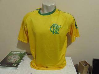 Camisa Do Brasil Flamengo
