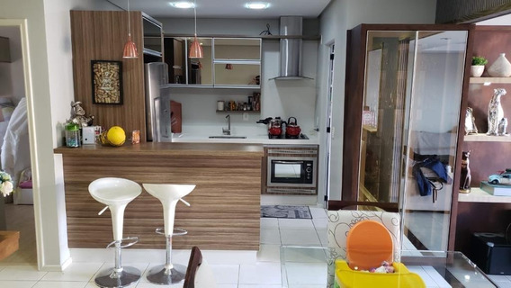 Casa Em Caminho Novo, Palhoça/sc De 65m² 2 Quartos À Venda Por R$ 245.000,00 - Ca403166