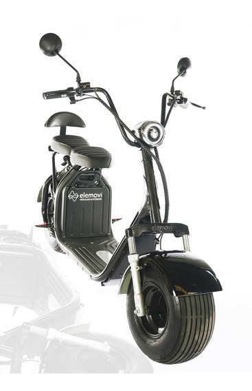 Scooter Elétrica Hr2 De 1.500 Watts - Elemovi