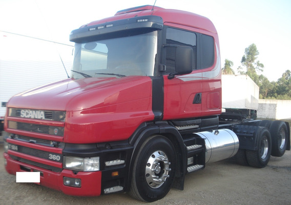 Scania/ T124 - 360