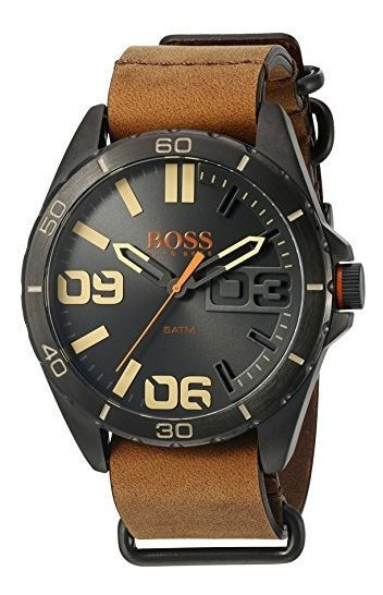 Reloj Original Caballero Marca Hugo Boss Modelo 1513316