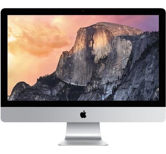 Apple iMac A1419 2014 Mf886bz/a 8gb 1tb I5 | Vitrine