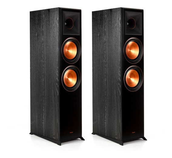 Par De Parlantes De Piso Klipsch Reference Rp-8000f Speaker