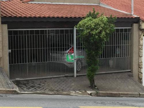Casa Com 2 Dormitórios À Venda, 120 M² Por R$ 525.000,00 - Lauzane Paulista - São Paulo/sp - Ca0568