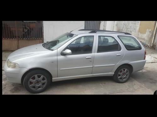 Fiat Palio Weekend 2004 1.8 Stile 5p