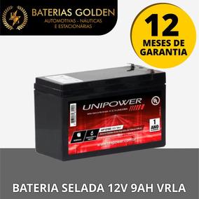 Bateria 12v 9ah - Patinete/bike Eletrica - Nobreak - Alarme
