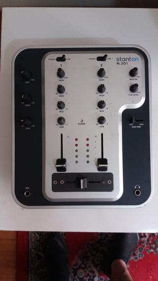 Mixer Stanton M 201
