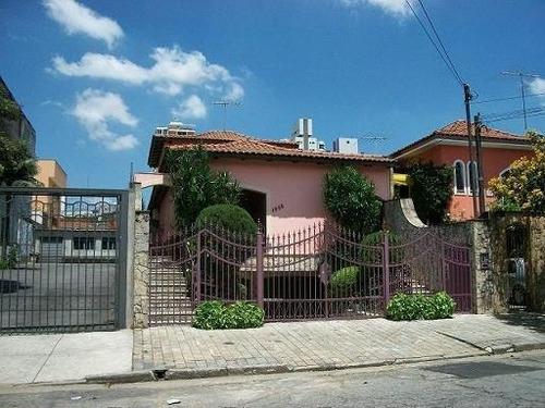Alugue Sem Fiador, Sem Depósito -consulte Nossos Corretores -casa Residencial Para Locação, Tatuapé, São Paulo - Ca1234. - Ca1234
