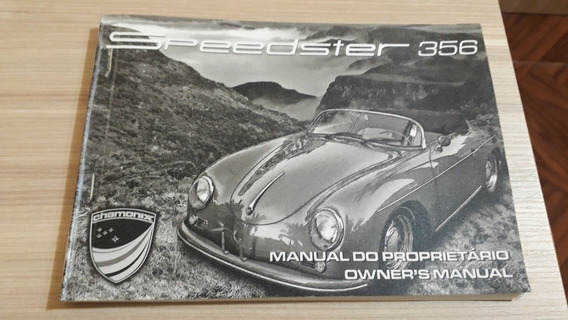 Manual Chamonix Speedster