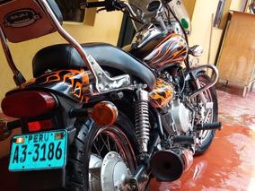 Moto Lineal Bajaj Avenger 200 Año 2010
