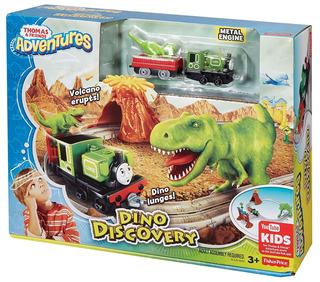 Thomas & Friends Adventures Circuito Parque Dinosaurios Luke