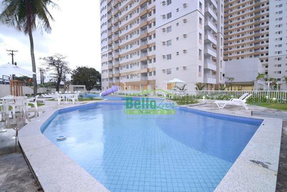 Apartamento Com 3 Dormitórios À Venda, 85 M² Por R$ 365.000,00 - Caxangá - Recife/pe - Ap1325