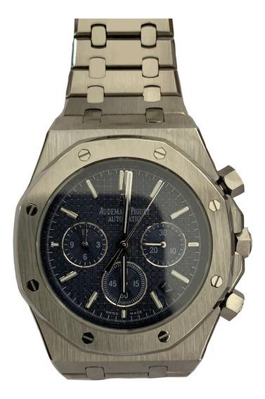 Reloj Audemars Piguet Royal Oak Offshore Caratula Azul 228ap