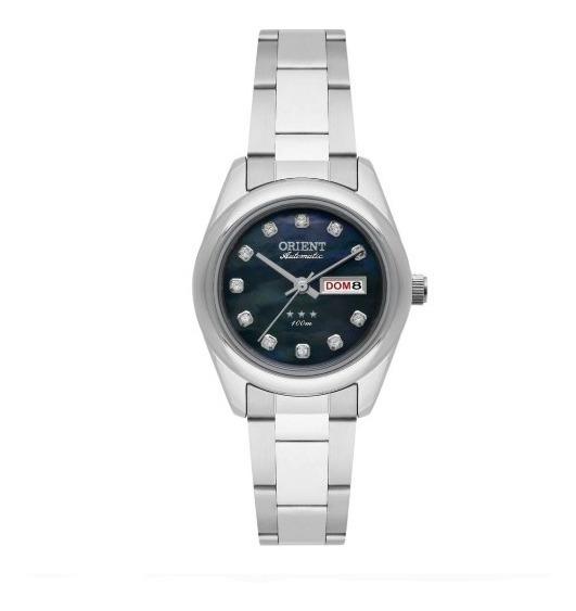 Relógio Feminino Orient Automático 559ss010 P1sx= 84