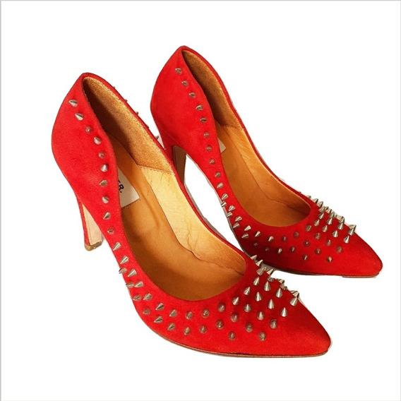 Zapatos María Cher Con Tachas 36