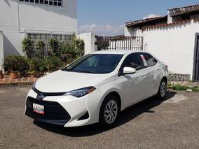 Toyota Corolla Año 2017