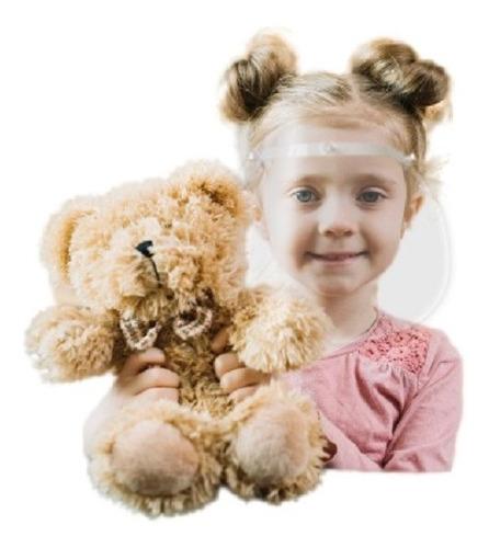 Imagem 1 de 12 de Protetor Facial Infantil Face Shield - Mbck01