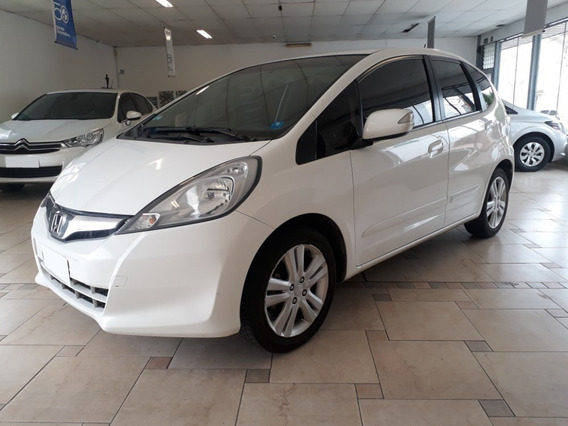 Honda Fit Ex 1.5 Mt 120cv 2012