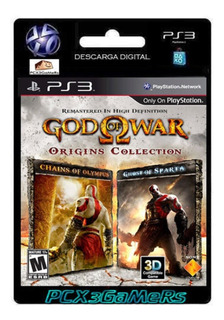 Ps3 Juego God Of War Origins Collection Pcx3gamers