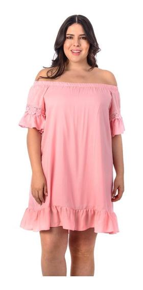 Vestido Tallas Extra V104-19