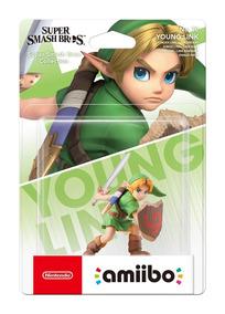 Amiibo Young Link - Super Smash Bros Ultimate