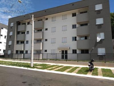 Apartamento Com 2 Dormitórios Para Alugar Por R$ /mês - Alto Cafezal - Marília/sp - Ap0383