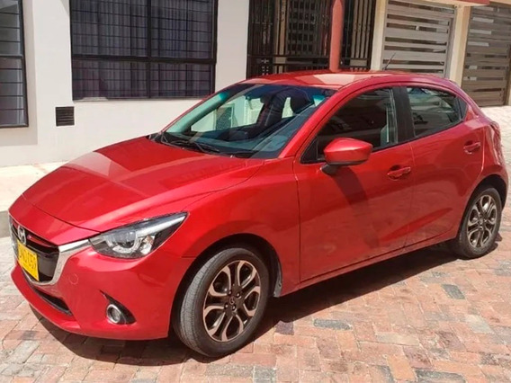 Mazda 2 Grand Tuoring 2017 Mt Full Equipo