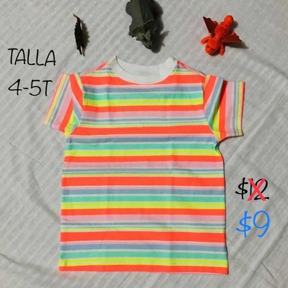 Carters Monitos Camisetas Pijamas De 12m Hasta 5t Desde $9