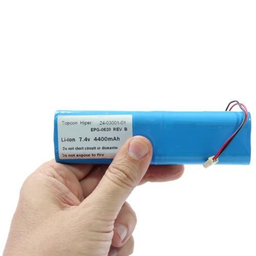 Bateria Hiper Pro Topcon 7,4v 4400mah Li-ion Gps Topcon