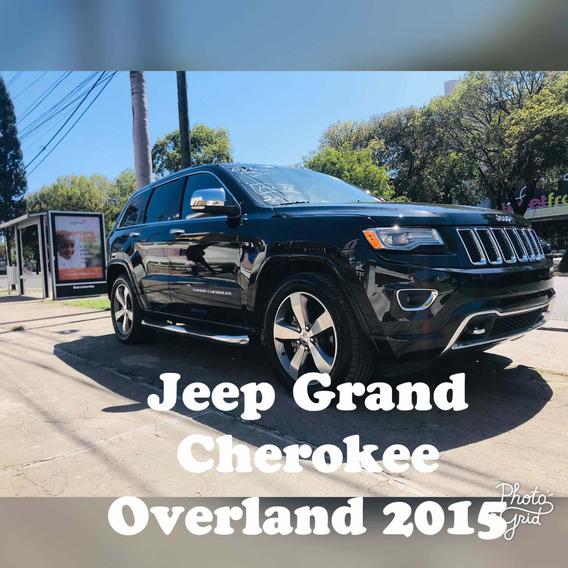 Jeep Grand Cherokee Overland Panorámico
