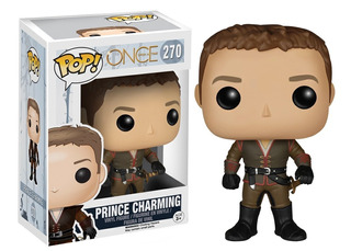 Funko Pop! Prince Charming 270 - Once Upon A Time