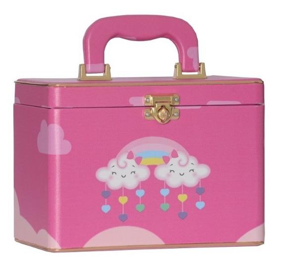 Caixa Box Chuva De Amor - 4 Álbuns Foto 15x21 - 240 Fotos