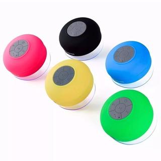 Parlante Para Ducha Portátil Bluetooth Duradero