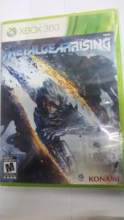..:: Metal Gear Rising Revengeance Xbox 360 ::.. En Bsg