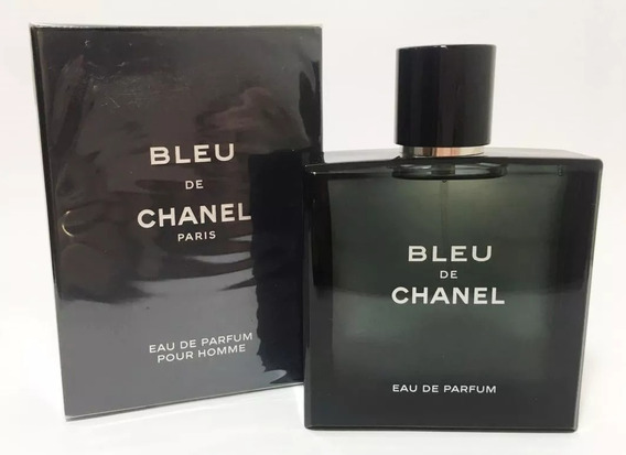 Bleu De Chanel Masculino Eau De Parfum 100ml Original