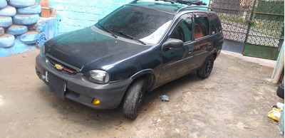 Chevrolet Corsa Wagon 1.6 Super 5p 2001