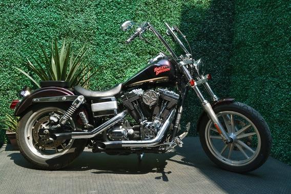 Flamante Harley Davidson Dyna Low Rider 1584cc 6 Vel.