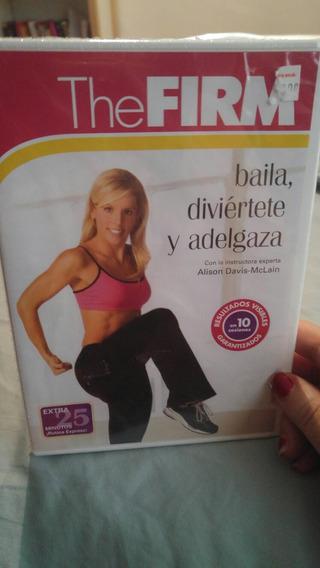 Dvd Nuevo,baila Diviertete Y Adelgaza, The Firm.