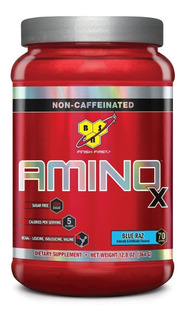 Amino X 364g Bcaa Aminoácidos Bsn Full