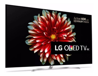 Oled Tv 55 Lg Smart 4k Hdr Perfect Black Netflix Bluetooth