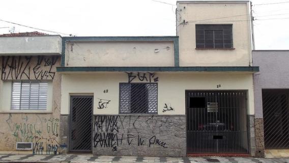 Casa Residencial À Venda, Centro, Mogi Das Cruzes. - Ca0307