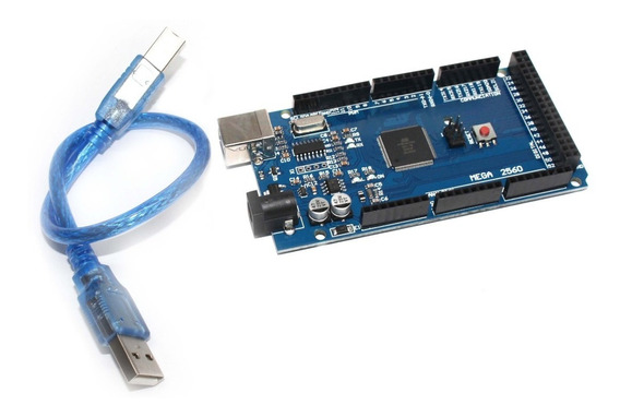 Arduino Mega Atmega2560 + Cabo Usb