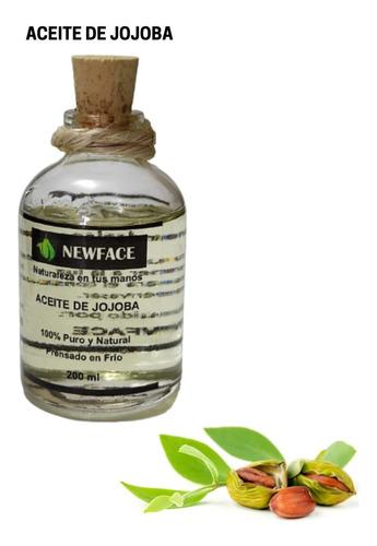 Aceite De Jojoba Puro Y Nat X 50ml