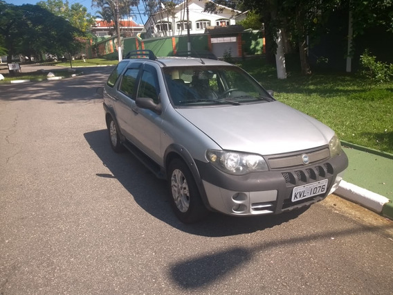 Fiat Palio Weekend Adventure 1.8 Flex