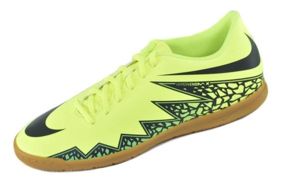Tenis Para Fútbol Sala Nike Hypervenom Phade Il Envío Ya