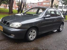 Daewoo Lanos Coupe 1999
