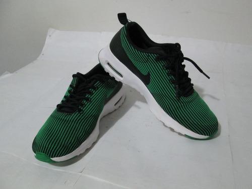 Zapatos Tenis Nike Air Max Thea Jacquard Mujer 100% Original