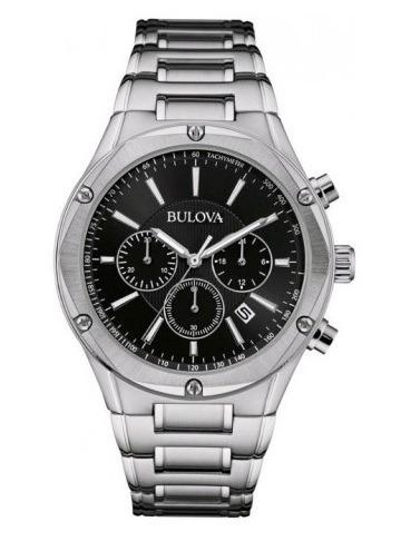 Relógio Bulova Cronógrafo Wb22408t