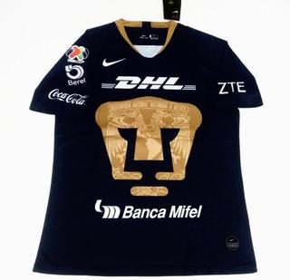 Camisa Pumas Do México Away 2019 - G